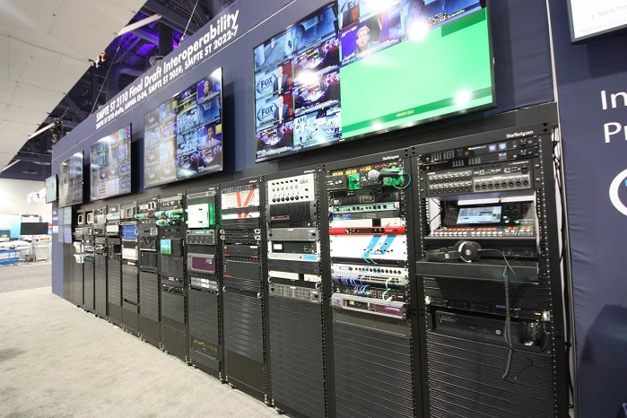 IP Showcase at NAB 2017