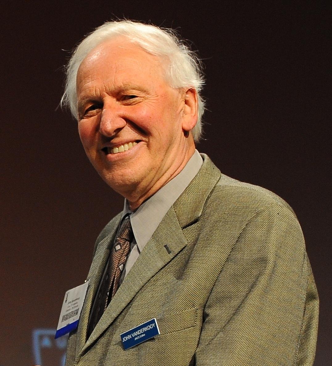 Professor John Vanderkooy
