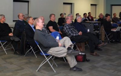 5th Annual Members Showcase – 2018: A Presentation for Toronto AES Members