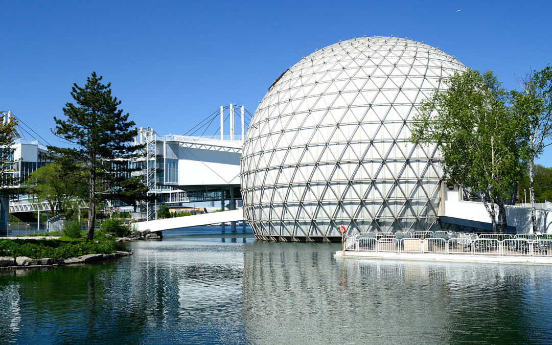 A night at the newly renovated Cinesphere Theatre at Ontario Place