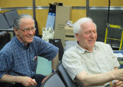 Stan Lipshitz and John Vanderkooy, University of Waterloo