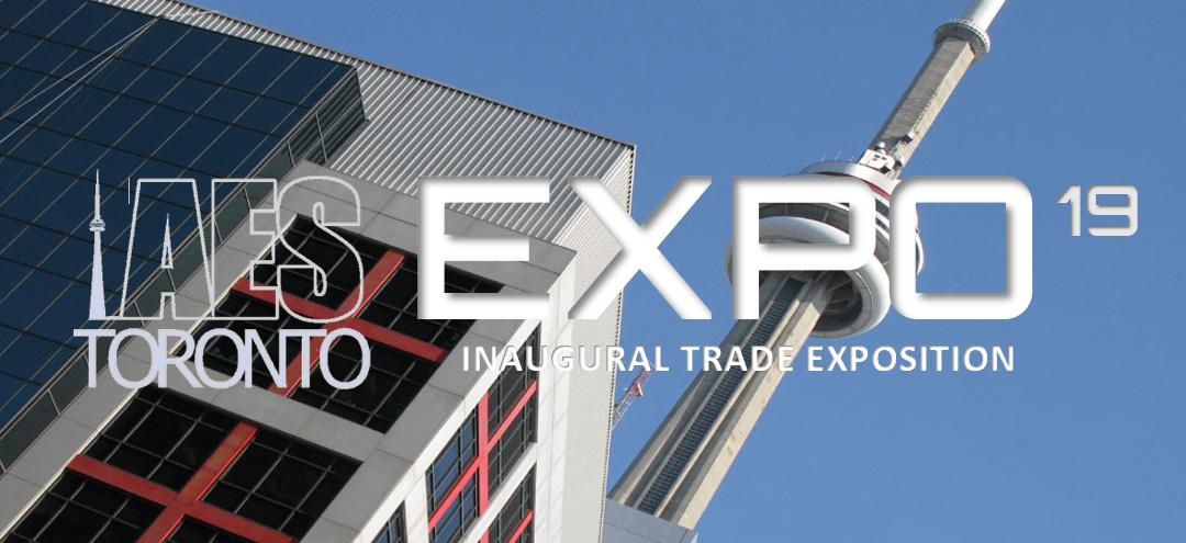 Toronto AES EXPO19