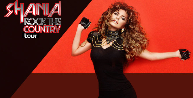 "Zimbel Audio and the Shania Twain ""Rock This Country"" Tour"
